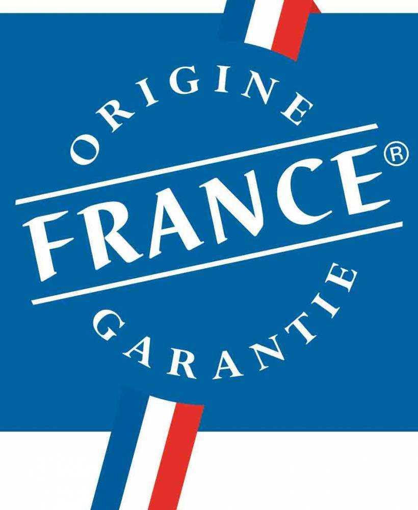 Label garantie origine France